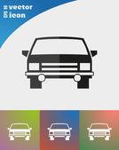 Car Web icon — Wektor stockowy