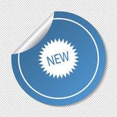 Novelty web icon — Stock Vector