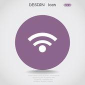 Connection web icon — Stock vektor