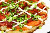 Okonomiyaki — Stock Photo