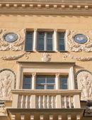 Ornamentation window — Stock Photo