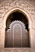 Mesquita hassan ii em casablanca — Fotografia Stock