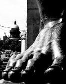 Saint Petersburgh outlines — Stock Photo
