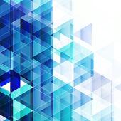 Abstrato base triangular. ilustração vetorial — Vetor de Stock