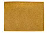 Bulletin board cork — Stock Photo