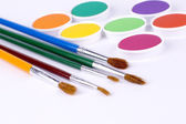 Brush paint — Stock Photo