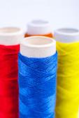 Yarn sewing — Stock Photo