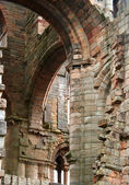 Jedburgh Abbey — Stock Photo