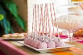 Wedding Candy Buffet — Stock Photo