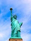 Estatua de la Libertad — Stock Photo