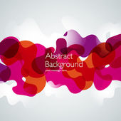 Vector abstract background. — Stock Vector