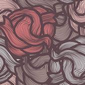 Vector seamless pattern. modern stylish texture. — Stock Vector