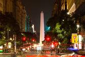 Obelisco (Obelisk), Buenos Aires Argentina — Stock Photo