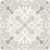 Elegant vector seamless ethnic pattern. — Stock Vector