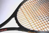 Tennis rackets part — Stock Photo