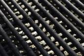 Grill Grate Pattern — Stock Photo
