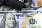 Weapons and Money — Foto Stock