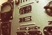 Soviet Radio Apparatus — Stock Photo