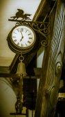 Antik klocka — Stockfoto