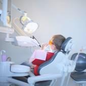 Odontopediatría — Foto de Stock