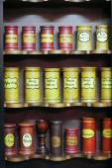 Antique pharmaceutical jars — Stockfoto