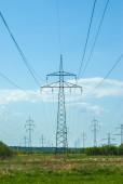 Elektryka przewody — Zdjęcie stockowe