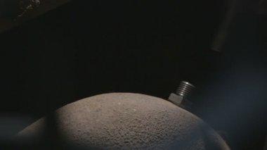 Tighten the nut — Stock Video