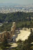 Atene, grecia — Foto Stock