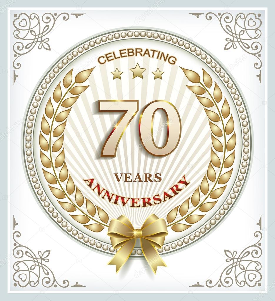 Cartes Anniversaire 70 Ans