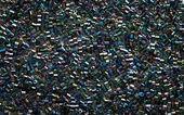 Aqua Glass Bugle Bead Background — Foto de Stock