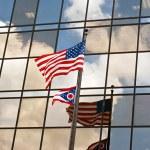 Flag Reflection — Stock Photo #67824007
