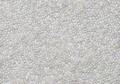 White Iridescent Bead Background — Stock Photo