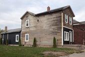 Old House Rehab in Progress — Stock Photo