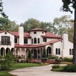 Spanish-style House — Stock Photo #69268485
