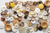 Button Background in Neutral Colors — Stock Photo