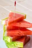 Watermelon. — Zdjęcie stockowe