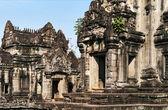 Temple complex Angkor Wat — Foto Stock