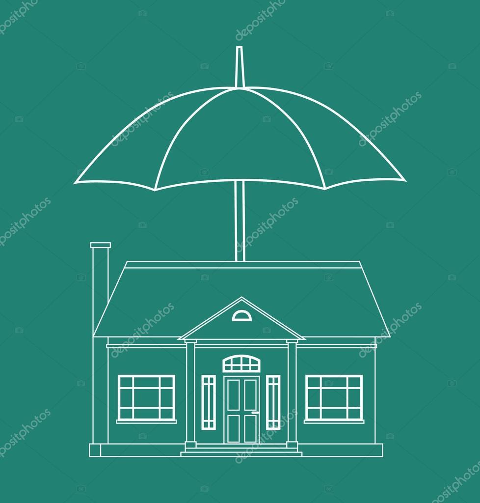 Flat illustration of house stock vector veleri 86027906 for House of 950