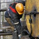Oil industry — Stock Photo #68275029