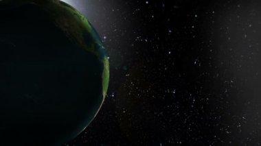 Globe 0011P — Vídeo de Stock