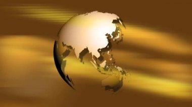 Globe 0003H — Stock Video