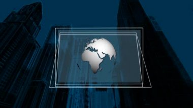 Globe 0060H — Vídeo de Stock