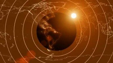 全球 0113 h — 图库视频影像