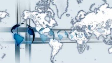 Globe 0114H — 图库视频影像