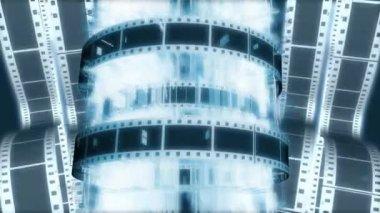 Movie 0009H — Stock Video