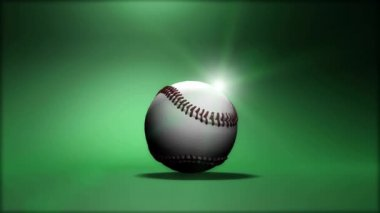 Sport Baseball 0008H — 图库视频影像