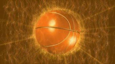 Sport Basketball 0014H — Stock Video