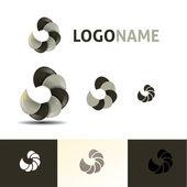 Logo design template — Stock Vector