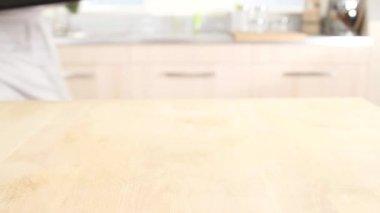 Freshly baked Buchteln — Stock Video