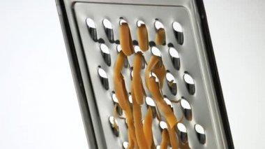 Шеф-повар решетки Чеддер — Стоковое видео